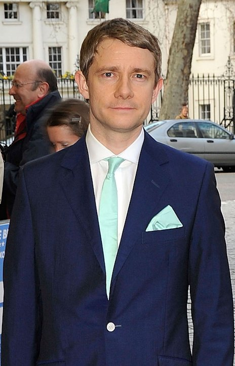 The Hobbit Casting News gallery 2010 Martin Freeman