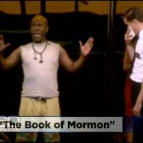 'Book Of Mormon' Visits WCCO!