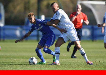 Soccer - UEFA Youth League - Chelsea U19 v Schalke 04 U19 - Cobham Training Ground
