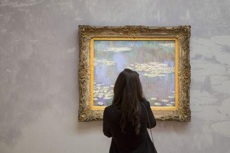 Impressionist art draws strong prices at Sotheby's $368 million auction