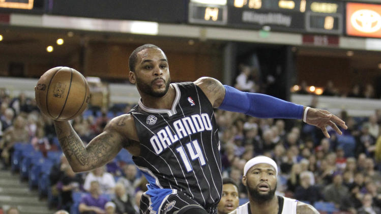 Cousins, Kings hand Magic 6th loss in row, 103-83