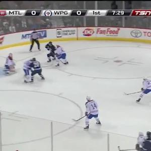 Montreal Canadiens at Winnipeg Jets - 03/26/2015