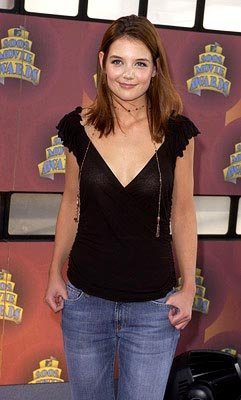 Katie Holmes MTV Movie Awards 6/1/2002