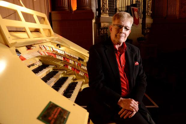 High-tech pipe organ to blow minds at famed SF theater