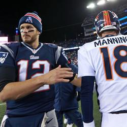 REPORT: Tom Brady Allied With Peyton Manning To Change Ball Rule In 2006