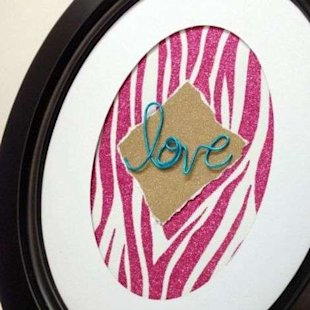 It's time to hang up your crafting hobby.