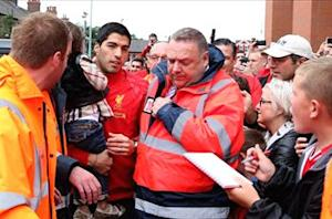 Rodgers on Suarez: 'Everything has been resolved'