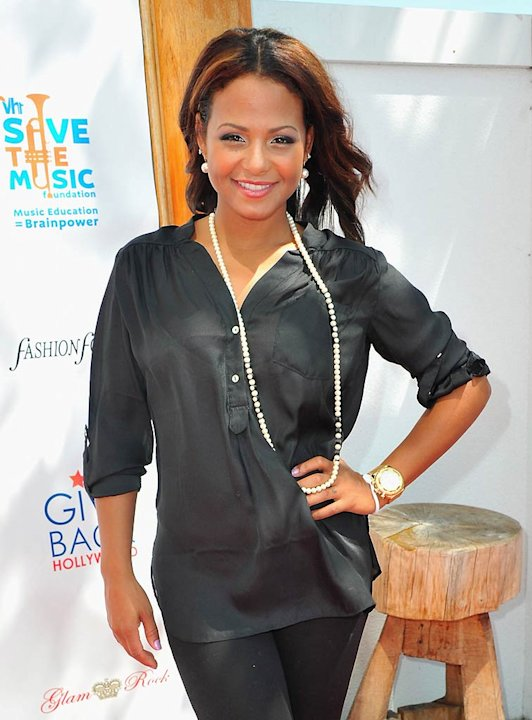 Christina Milian Save The Music