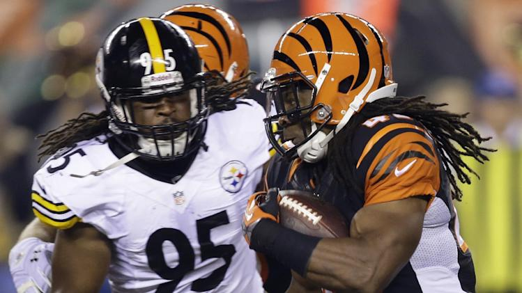 Steelers defense losing turnover battle