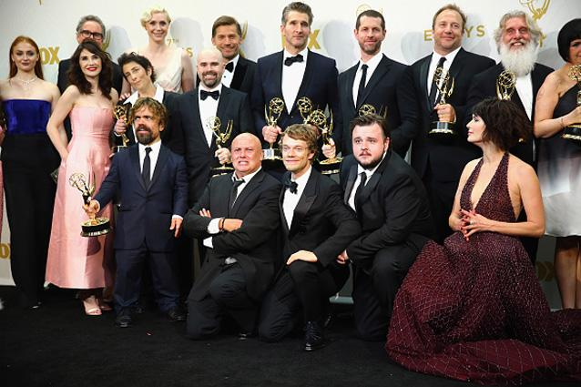 'Game Of Thrones' Shatters Emmy Record For Wins In A Year – Update