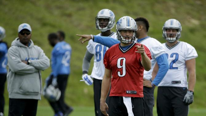 Detroit Lions are loving life in England so far