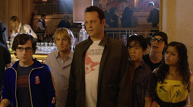 Vince Vaughn in 'The Internship'