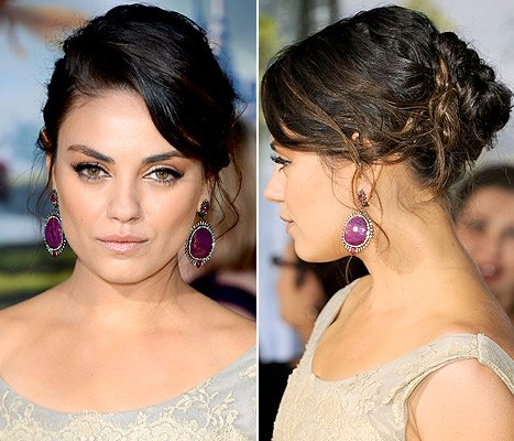 Mila Kunis&#39; Gorgeous Hairstyle at the Oz Premiere: All the Details
