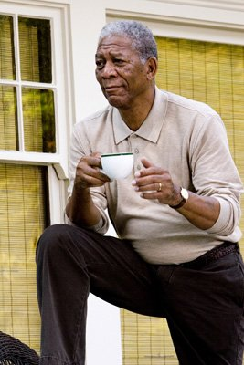 Morgan Freeman in MGM's Feast of Love