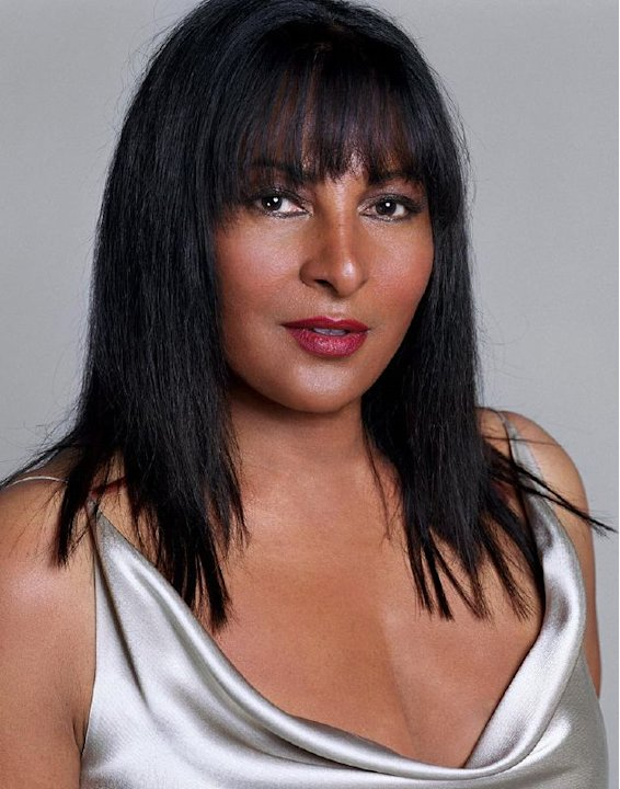 Pam Grier as Kit on Showtime's The L Word.