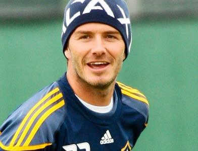pst David Beckham And Galaxy