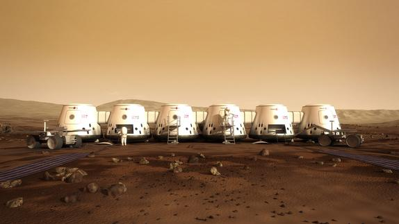 China Media Claim Private Mars Colony Mission Is a Scam