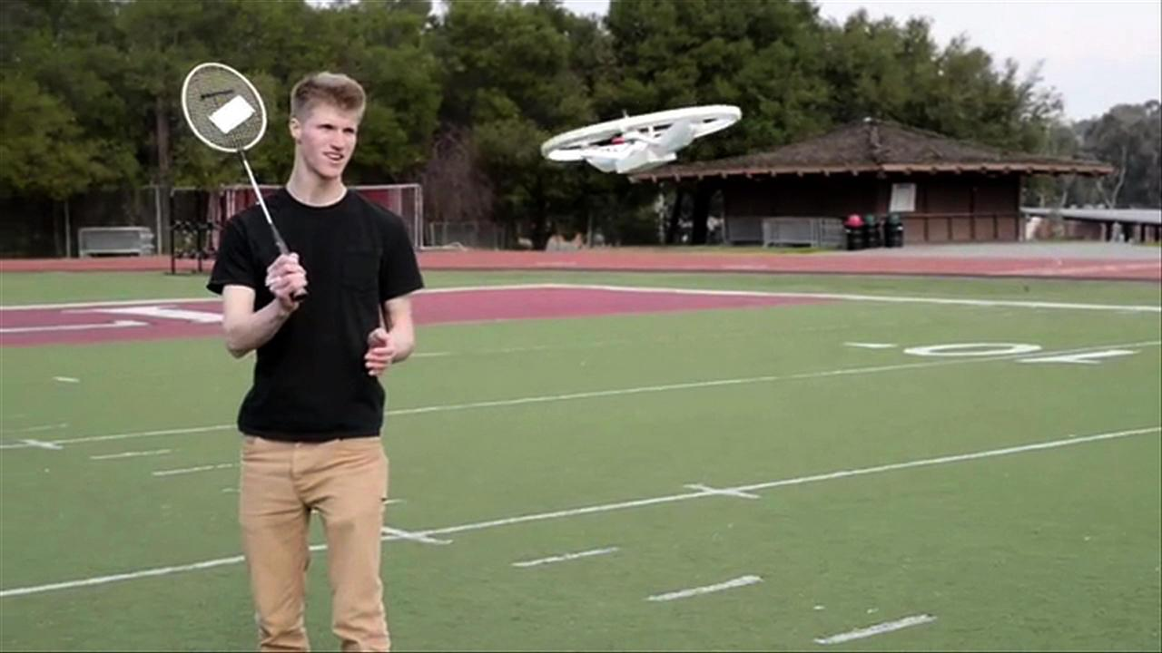 Crave Ep. 193: Zyro, a drone you can play tennis with
