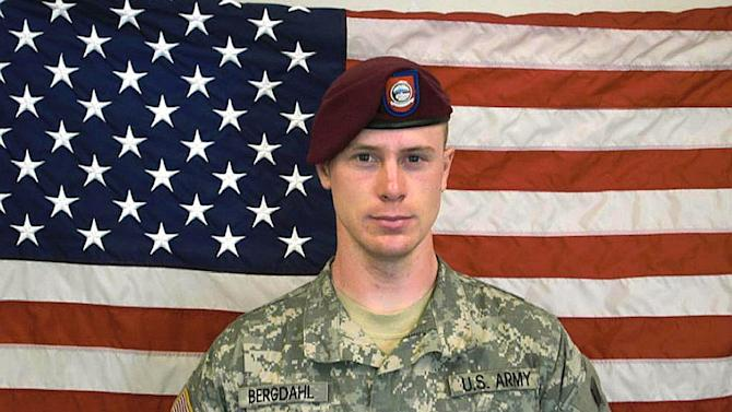 Bowe Bergdahl, before his capture by the Taliban in Afghanistan