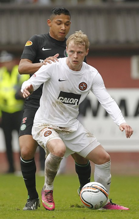 Soccer - Clydesdale Bank Scottish Premier League - Dundee United v Celtic - Tannadice Park