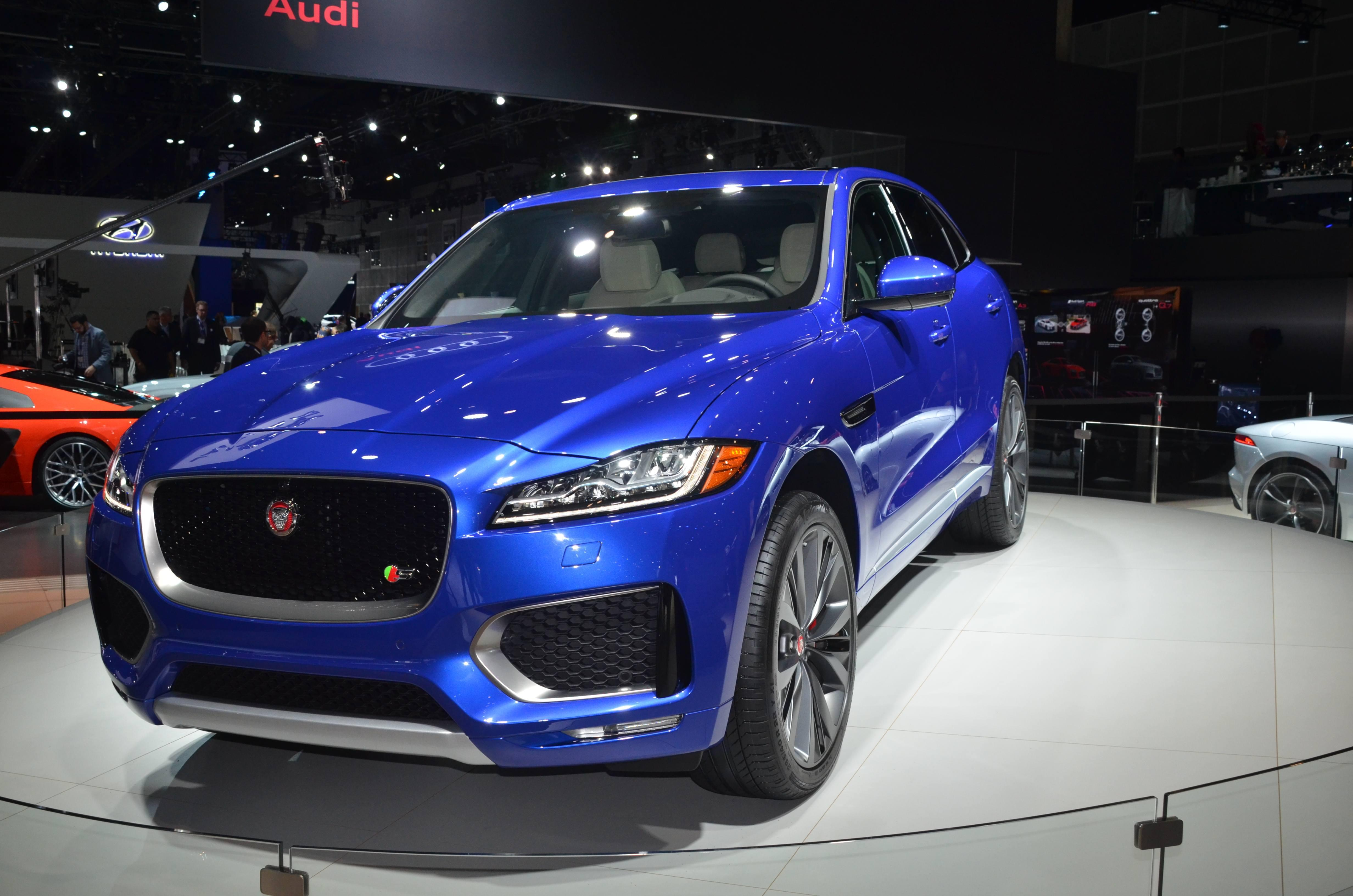 The Jaguar F-Pace is the most beautiful SUV on planet Earth