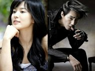 Song Hye-gyo and Jo In-sung in Noh Hee-kyung's project