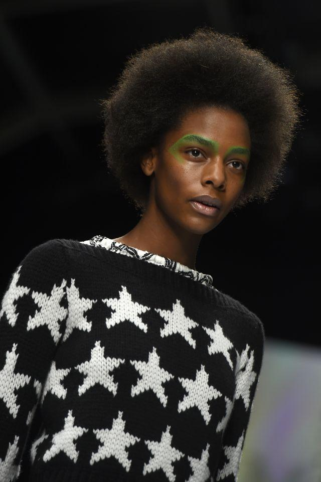 Creative eyebrows, quirky eye makeup: beauty trends for Spring / Summer 2016 as seen on the runways
