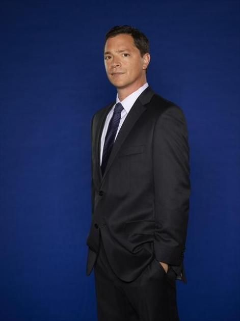 Joshua Malina as David Rosen in 'Scandal' -- ABC