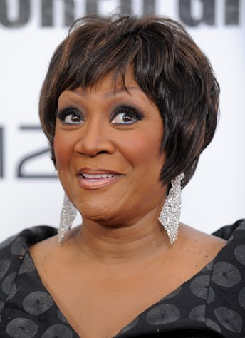 "FILE - In this Oct. 25, 2010 file photo, singer Patti LaBelle attends a special screening of ""For Colored Girls"" at the Ziegfeld Theatre in New York. The R&B diva has agreed to pay $100,000 to a Manhattan woman who accused her of hurling curses and water at her and her 18-month-old daughter during a dust-up over parenting in an apartment building lobby on Nov. 11, 2010. (AP Photo/Evan Agostini, File)"