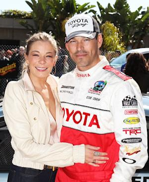 LeAnn Rimes, Eddie Cibrian Renew Wedding Vows