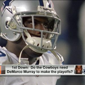 Do the Cowboys need Murray?