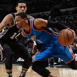 Thunder vs Spurs