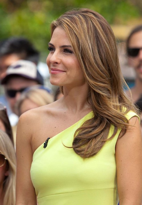 Mara Menounos en &amp;#39;Extra&amp;#39;