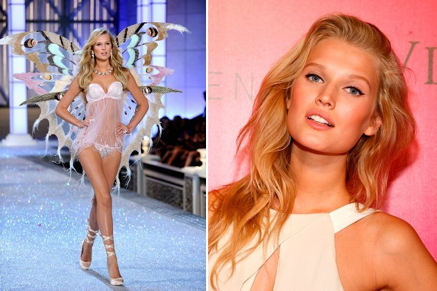 Toni Garrn hat einen Vertrag bei Victoria&amp;#39;s Secret unterschrieben (Bilder: Getty Images)