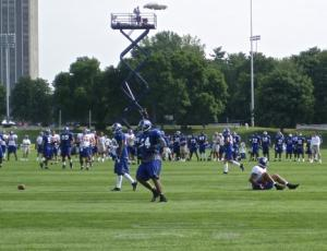 New York Giants: 2012 Rookies in Competition to Keep Their Jobs in 2013