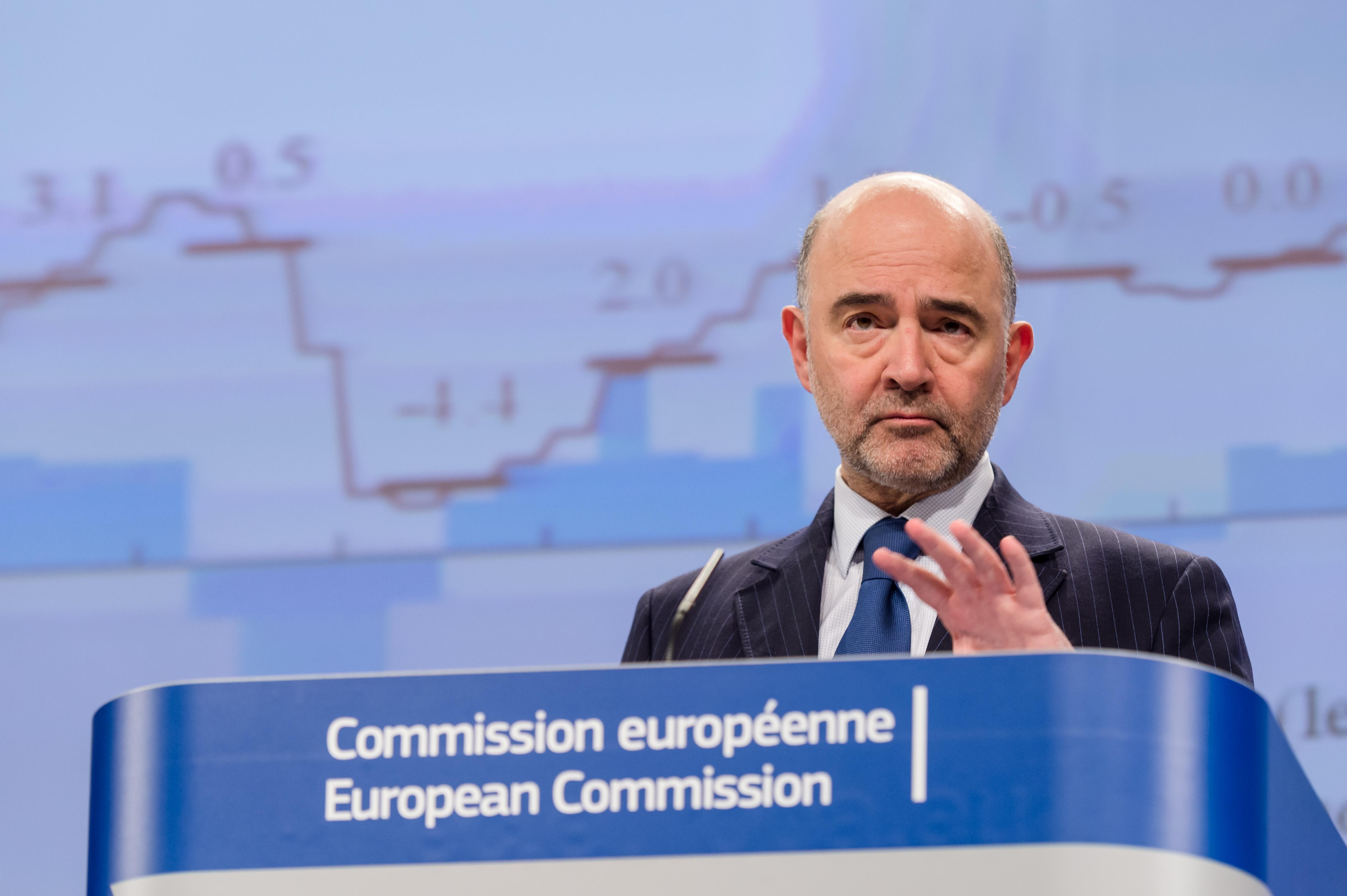 EU raises eurozone forecast despite bleaker Greek outlook