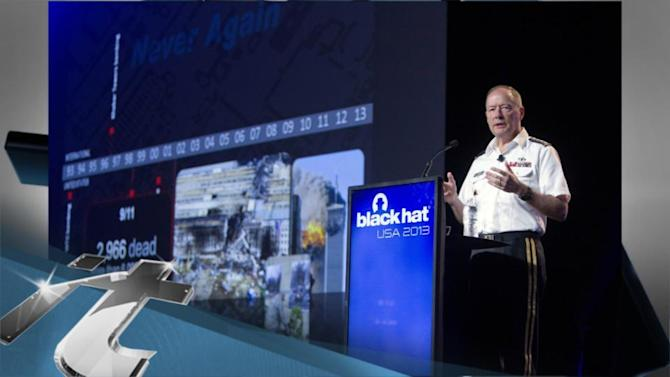 United States Government Secrecy News Byte: NSA Chief Gen. Alexander Delivers Speech To Black Hat Defending His Surveillance Work