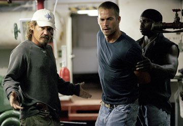 Josh Brolin , Paul Walker and Clifford McIntosh in MGM/Columbia Pictures' Into the Blue