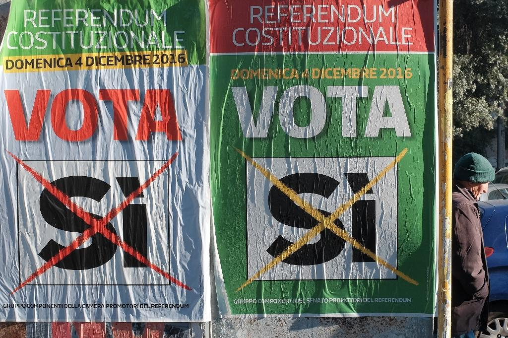 Italy's referendum: facts