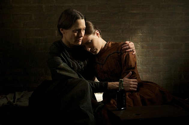Conspirator Stills Roadside Pictures 2011 Robin Wright Evan Rachel Wood