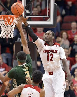 No. 11 Louisville, No. 7 Bearcats set for rematch
