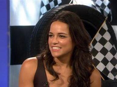 Michelle Rodriguez: Animation Is 'Very Liberating'