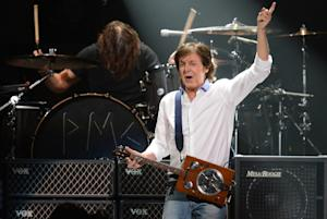 Paul McCartney, Tom Petty, Mumford & Sons to Play Bonnaroo