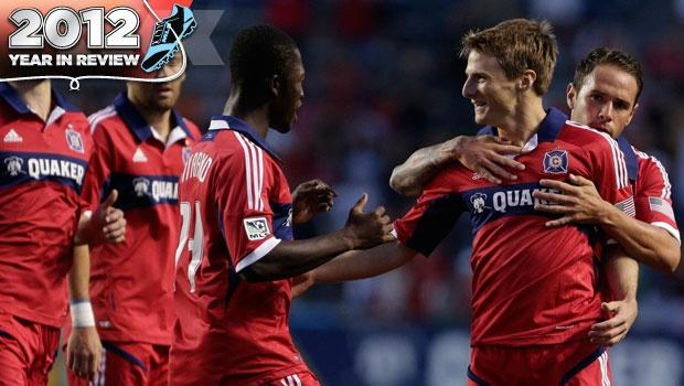 2012 in Review: Chicago Fire