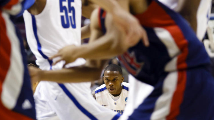 NCAA Basketball: NCAA Tournament-Memphis vs St. Mary's