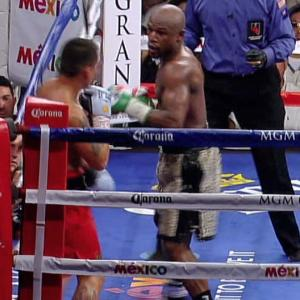 Mayweather vs. Maidana 2