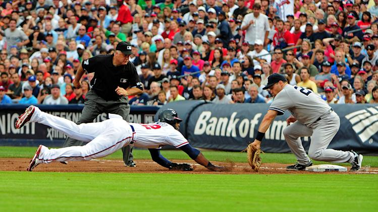 New York Yankees v Atlanta Braves