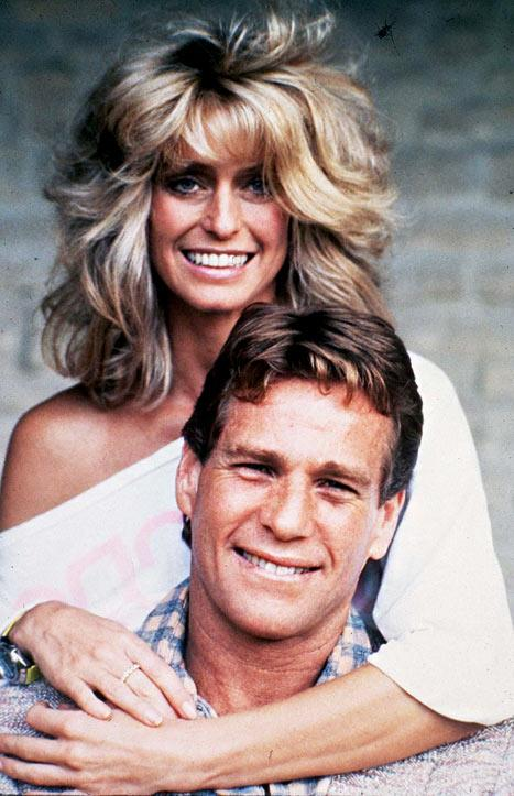 "Ryan O'Neal on Farrah Fawcett: ""I Wish We Had"" Married"
