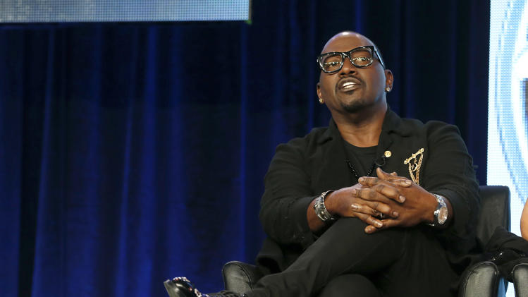 "Randy Jackson from ""American Idol"" attends the Fox Winter TCA Tour at the Langham Huntington Hotel on Tuesday, Jan. 8, 2013, in Pasadena, Calif. (Photo by Todd Williamson/Invision/AP)"