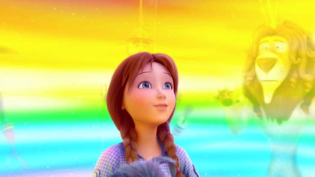 'Legend of Oz: Dorothy's Return' Theatrical Trailer
